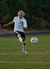 Walt Hester | Trail-Gazette<br /> Cole YThompson scored two goals against the host Bennett Tigers on Monday. The goals were two of Thompson's three so far this season.