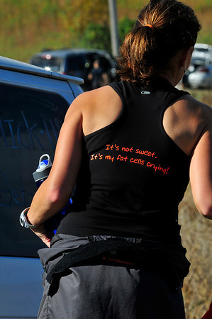 Walt Hester   Trail-Gazette<br /> While some elite teams arrived to race, most showed up with fun and humor on display.