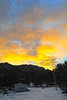 Walt Hester | Trail Gazette<br /> Clouds make a canvas for the morning sun as Monday begins. Temperatures are expected to remain moderate for the rest of the Thanksgiving week.