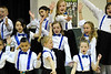 Walt Hester | Trail Gazette<br /> The Mountain Echoes Choir performs their big finish at their concert on Tuesday. The choir is made up of third, fourth and fifth-graders from Estes Park Elementary School.