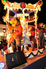 Walt Hester | Trail-Gazette<br /> Three little bears roll down Elkhorn Anenue on the Rocky Mountain Resorts float on Friday. The volunteers in the costumes kept warmer than most of the visitors watching the event.