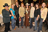 Walt Hester | Trail Gazette<br /> Rooftop Rodeo queens from four decades were represented at the Miss Colorado event on Saturday. From leftthe queens and their years are; Jo Adams, 1965, Tami Inskeep, 1996, Roxann Rudel Harris, 1982, Missy Lewis, 1999-2000, Kellsie Purdy, 2007, Meagan Culhane Tallman, 2006, Tori Vendegna, 2008 and Ashley Murray, 2009.