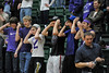 Walt Hester | Trail Gazette<br /> Some Ladycats fans show off their Macarena moves during Saturday's game at Moby Arena.