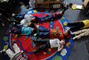 Walt Hester | Trail Gazette<br /> Young children lie in a relaxation pose at the Park Place for Children on Wednesday. April is the Month of the Young Child.