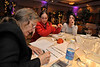 Walt Hester   Trail-Gazette<br /> Helen Well of Schmidt's Bakery, left, takes an order from bride-to-be Rosie Andermann of Longmont, center, at the Estes Park Wedding Association's Bridal Show at the Estes Park Conference Center on Sunday. Both venders and organizers described the show as the best they have had.