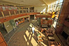 Photo by Walt Hester<br /> Morning light streams into the lobby at the Estes Park Medical Center on Tuesday.