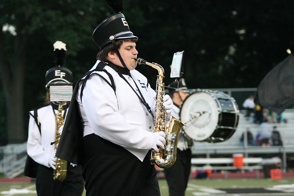 Edsel Marching Band 2014