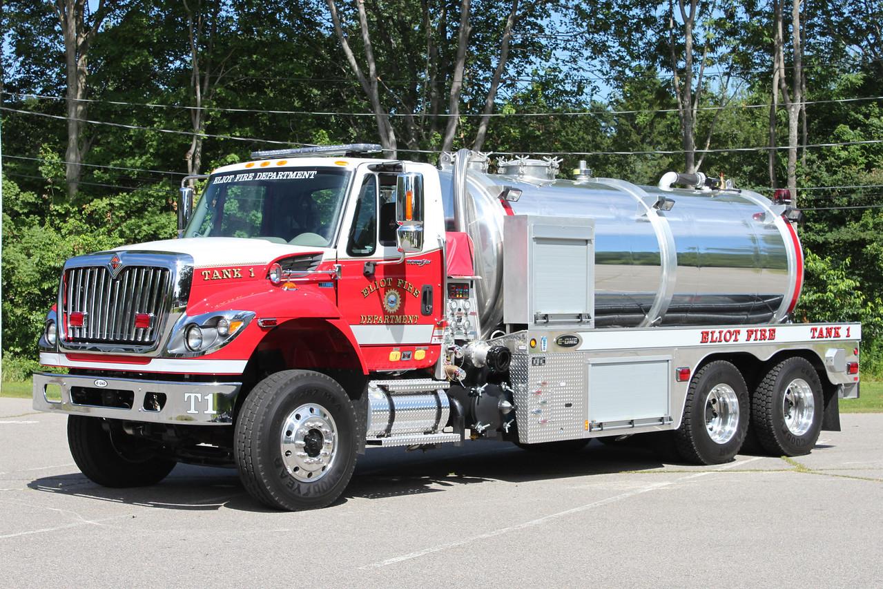 Tanker 1  2011 International/E-One