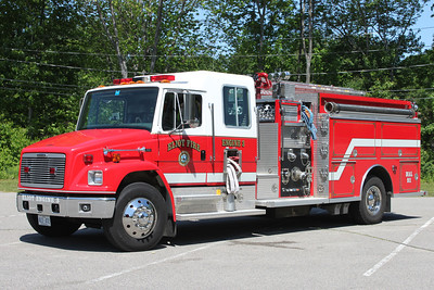 Engine 3  1996 Freightliner/Central States  1250/1000