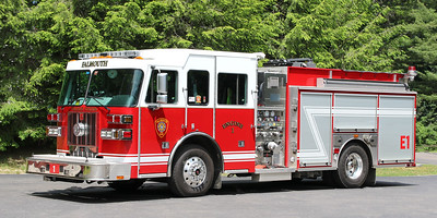 Engine 1.  2010 Sutphen.  1500 / 1000