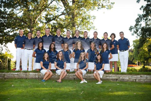 Wheaton College 2014-15 Golf Teams