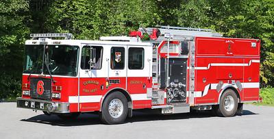 Engine 6.  2013 HME / Ferrara   1500 / 1000
