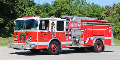 Engine 1.1996 Spartan / Ferrara   1500 / 750