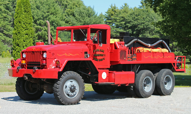 Forestry 1 1975 Am general 200 / 1000