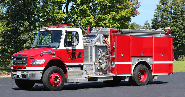 Engine 2   2008 Freightliner / E-One   1250 / 1250 / 30F
