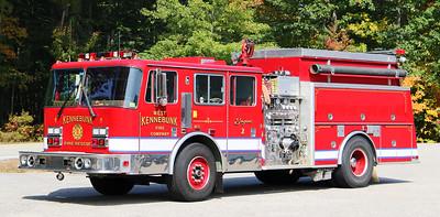 Engine 2.  1991 KME   1250 / 1250