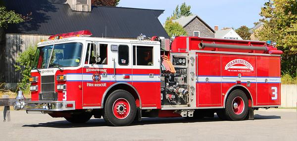 Engine 3.  1997 Pierce Saber.  1500 / 1000 / 30F