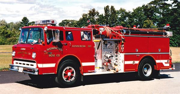 Retired Engine 133.   Ford / Grumman.  1000 / 500