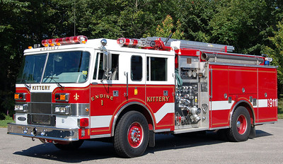 Engine 1 1995 Pierce saber 1250 / 750