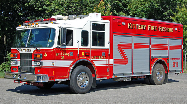 Rescue 3 2001 Pierce saber 300 / 300