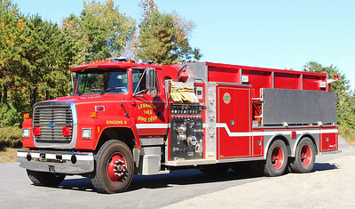 Engine 6   1996 Ford / First Out   1250 / 3000