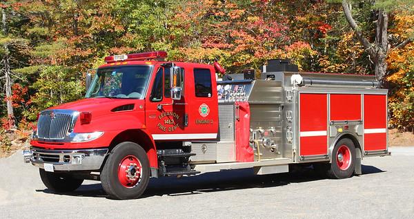 Engine 2   2005 International / HME   1250 / 750