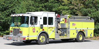 Engine 143   2003 HME / Smeal   1500 / 1000