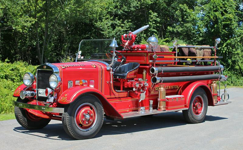 Retired   Engine 3   1935 Maxim   500 GPM