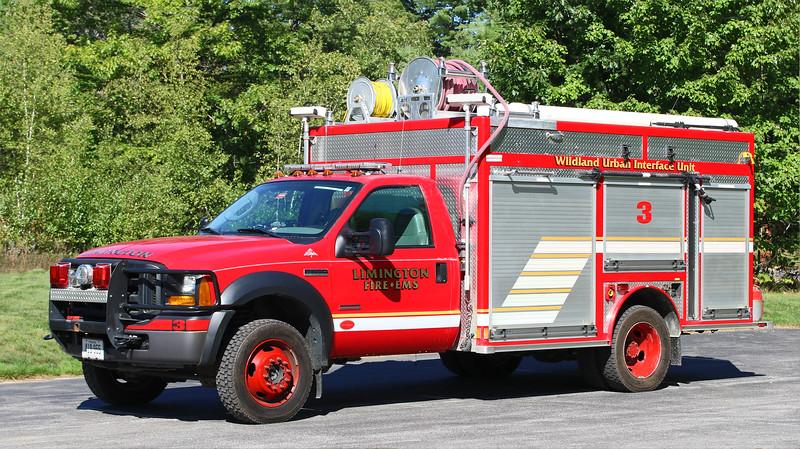 Engine 3.  2006 Ford F-550 / American Eagle.  500 / 300 / 20F
