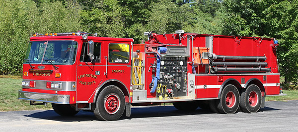 Engine 1.  1991 Pierce Arrow.  1000 / 1500