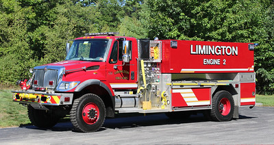 Engine 2.  2009 International / E-One.  1250 / 1800