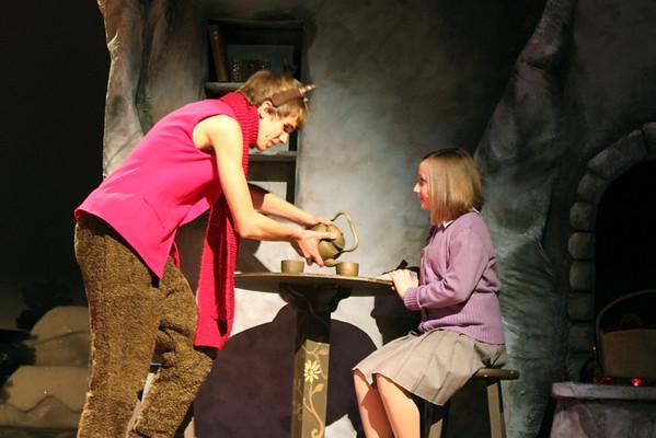 Narnia 2013 - Tumnus' Cave