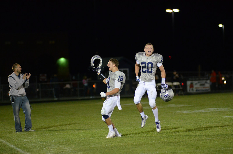 Oswego East Football Vs Plainfield East 2013 2010