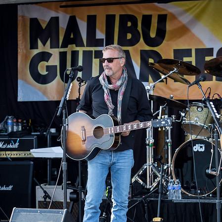 KEVIN COSTNER-MALIBU GUITAR FEST