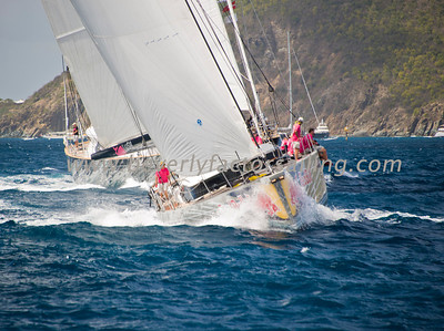 2014 St  Barths Bucket Regatta - Race 1_0554