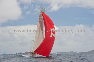 St  Barths Bucket Regatta 2014 - Race 1_0344