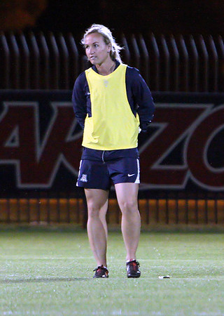 University of Arizona Soccer Spring 2014