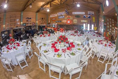 treach Center's 20th Anniversary Dinner honoring Sister Germana