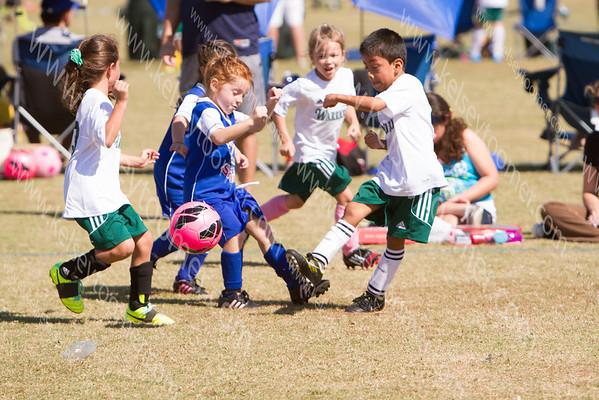 Somi K1 soccer game 3-1-14