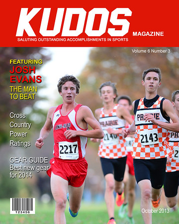 Kudos Cover-Style number 2