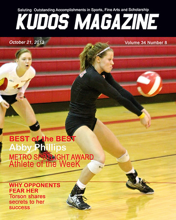 Kudos cover number number 3