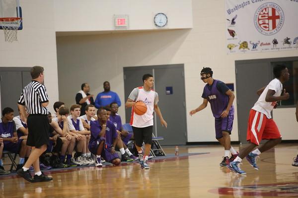 Summer League High School Basketball