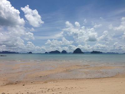 Tubkaek Beach, Krabi