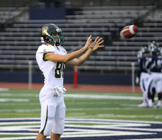 West Linn vs Lake Oswego September 27, 2013