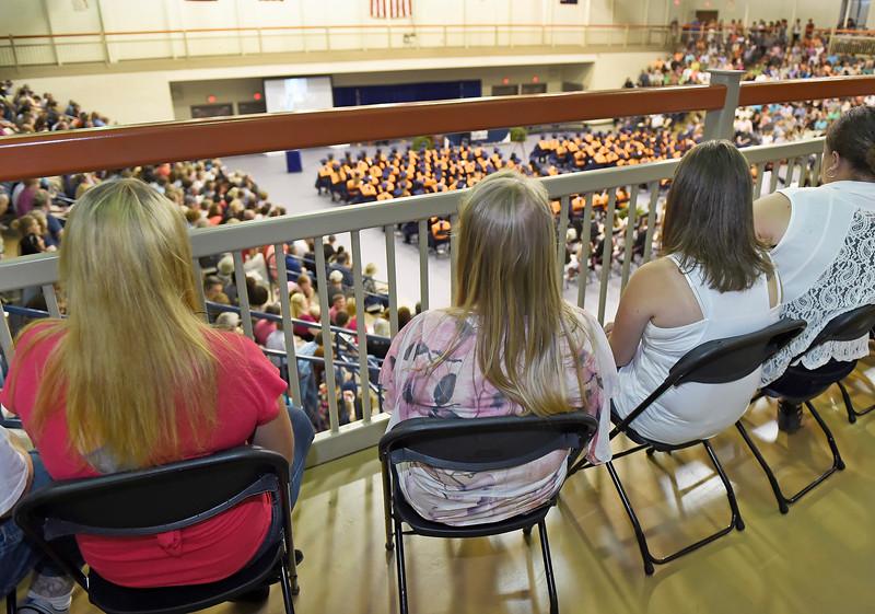 Chapman High School Graduation