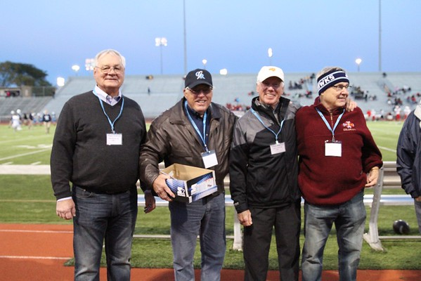 Jefferson Football Reunion Photos 10/2/15