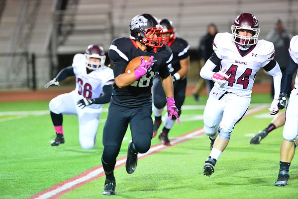 Linn-Mar vs. Waterloo West 10/30/15