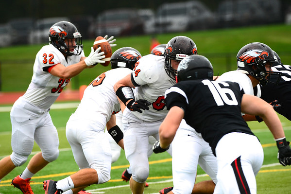 Prairie vs. Linn-Mar Football  8/29/15