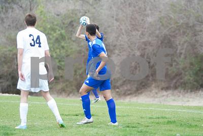 High School Mens Soccer 2015