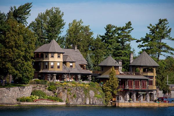 New York-Canada 1000 Islands Cruise